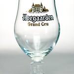 ベルギービール大好き!!【ヒューガルデン・グランクリュの専用グラス】(管理人所有 )