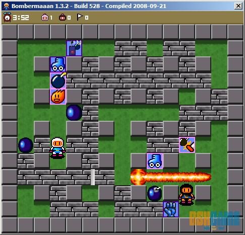 Bombermaaan gameplay