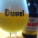 ベルギービール大好き!! デュベル トリプルホップ2012 Duvel Tripel Hop2012