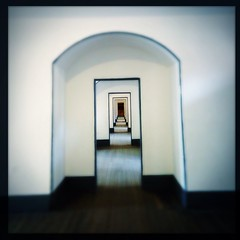 Endless Hallway - Fort Point