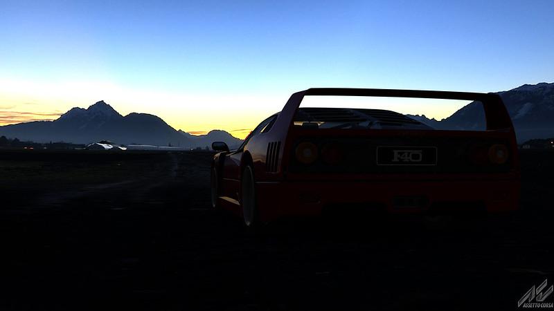 Ferrari F40 Assetto Corsa