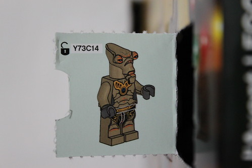 LEGO Star Wars 2013 Advent Calendar (75023) - Day 15 - Geonosian Pilot
