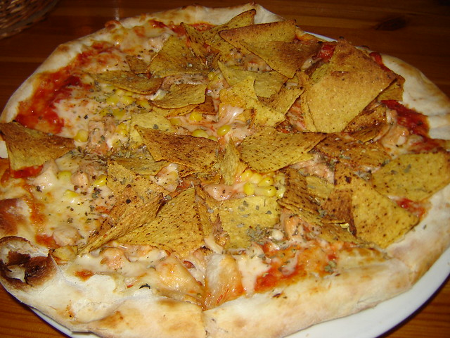 Kristiansand norway this was supposed to be a cheese pizza but