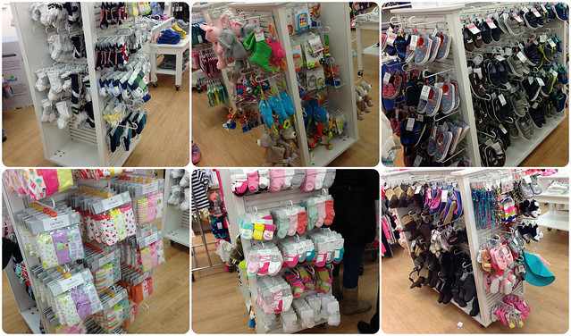 Carter's Accessories Collage
