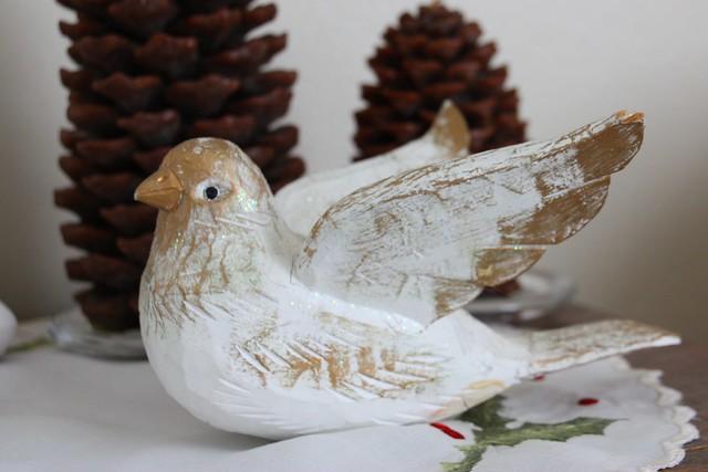 Wooden Dove