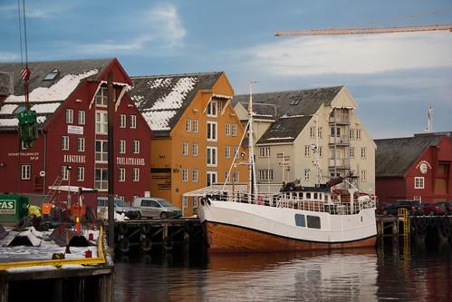 Tromsø Harbor