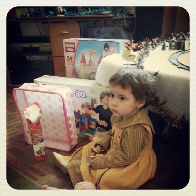 ★ Noël chez papy, mamie et tonton ★