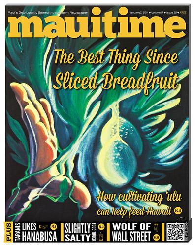 Breadfruit MauiTime