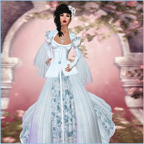 TWA Mirabelle of Leaford Gown Set-Group Gift Boxed by Orelana resident
