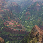 Valley of Waimea Canyon