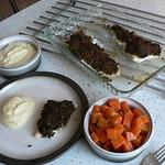 Rezepte von Gary Rhodes: Kabeljau mit Walnusskruste und Pastinakensauce 008
