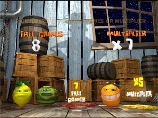 free Funky Fruits Farm slot Bonus Feature
