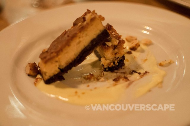 Campagnolo Dine Out Preview/Dark Chocolate Hazelnut Torte