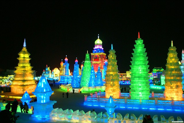 C - China Harbin Ice Festival 2014 - 39
