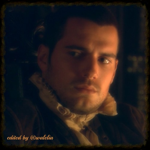 Henry as Charles