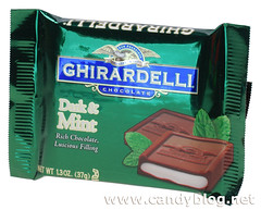 Ghirardelli Dark & Mint
