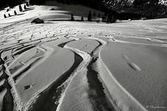 Ombre e luci, linee e forme, tracce...