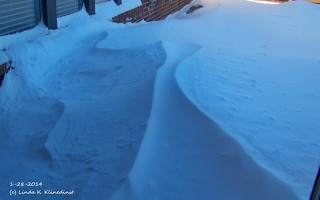100_9080 - Snowdrift - Winter 2014 - 1-28-2014