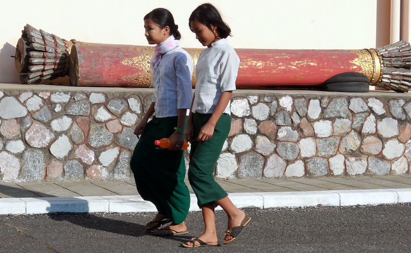 the role of ict in myanmar The public response to the arrest of the two reuters reporters is indicative of a wider debate about the role of journalists in myanmar.
