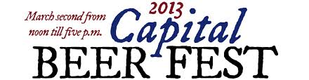 2013 Capital Beer Fest