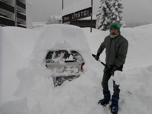 Un pò.....di Neve!!!!! by meteomike