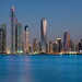 The Jewels of Dubai Marina by DanielKHC