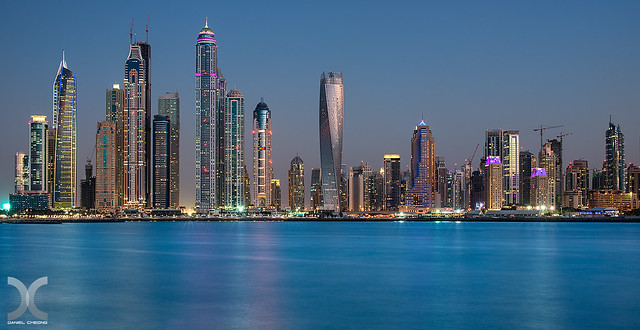The Jewels of Dubai Marina