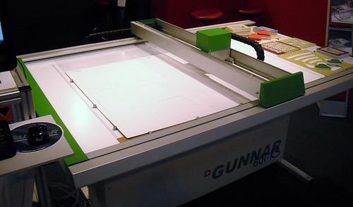 Gunnar cutter