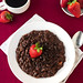 Chocolate-Covered Strawberry Oatmeal by Yack_Attack