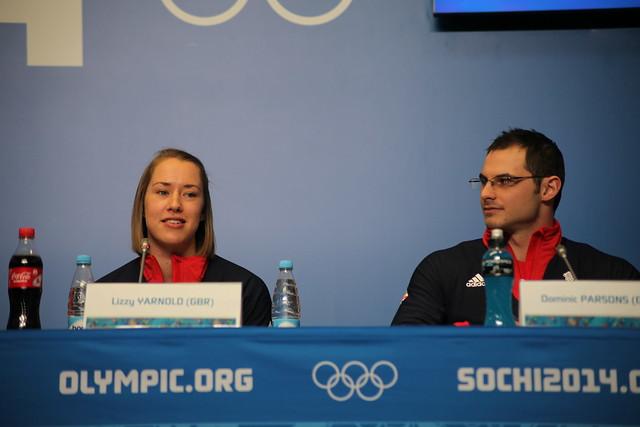 TeamGB #skeleton #Sochi2014