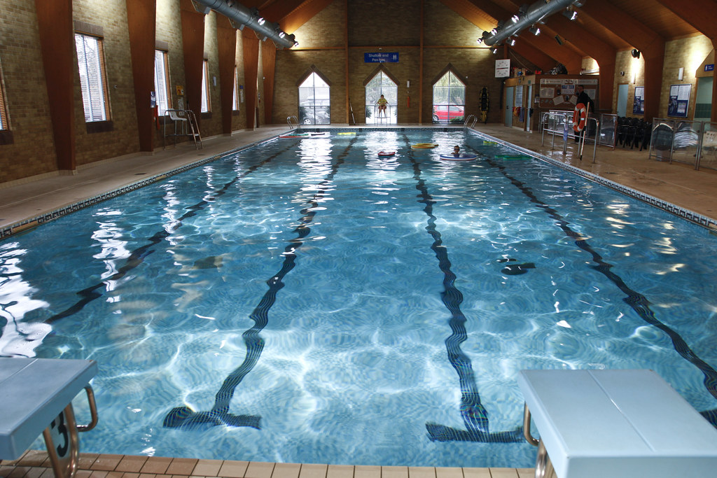 chirk leisure activity centre wcbc