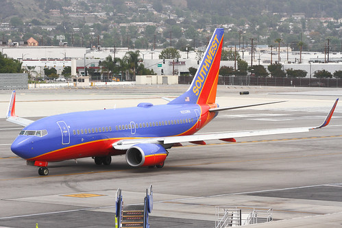 N252WN Southwest Airlines B737-700...