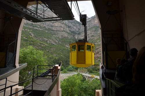 Teleférico de Montserrat (3)