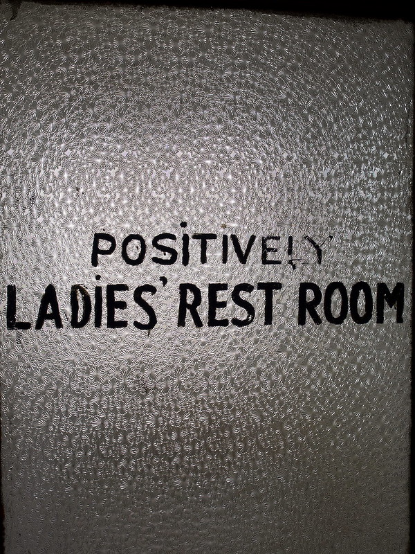 Positively Ladies Room