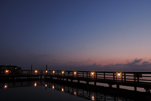 sunset usa gulfofmexico coast texas corpuschristi snoopyspier ☯laquintaessenza☯