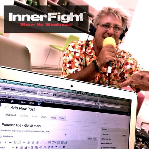 Do you have a bathroom scale? Could you be achieving more with a mentor? And what is the ultimate exercise? Join us in podcast #108 as we take these questions on. www.innerfight.com/podcast108 #podcast #fitness #radio #performance #talk