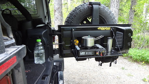 Tailgate Grill Jeep Wrangler Forum