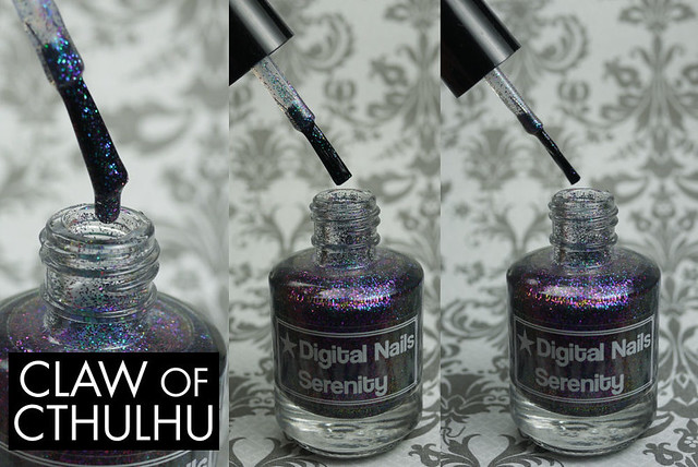 Digital Nails Serenity Bottle