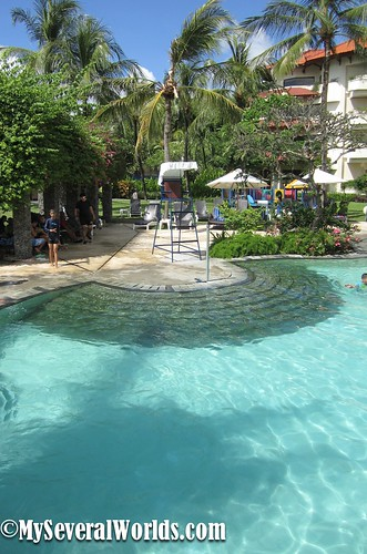 The Grand Mirage Pool