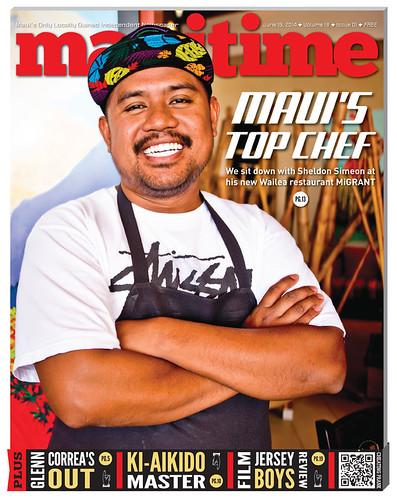 18.01 Chef Sheldon Simeon MauiTime Cover