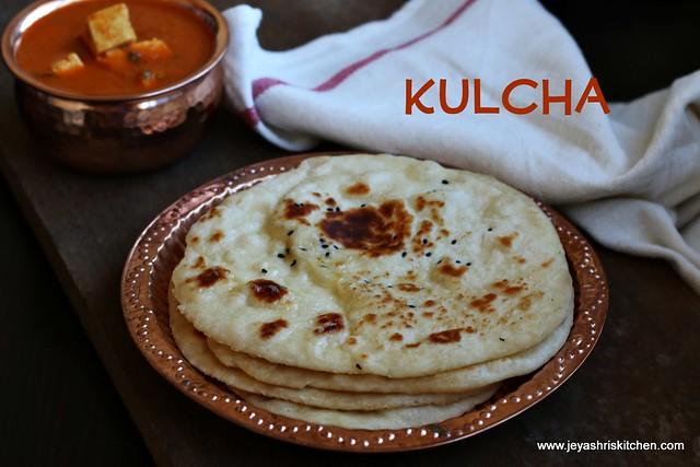 Plain-Kulcha