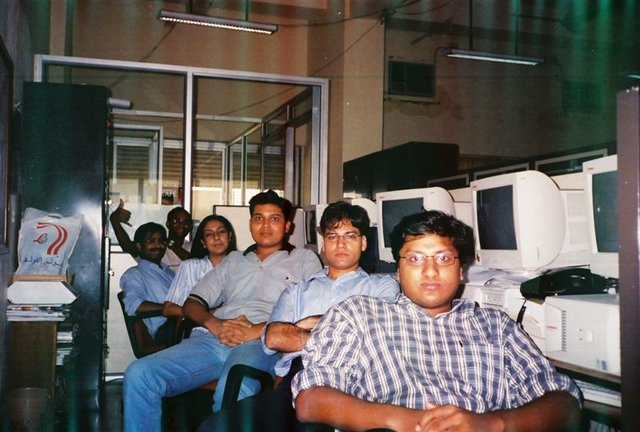 Tech-Staff @ NCST Vashi