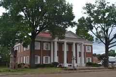 013 Tallahatchie County Courthouse, Charleston MS