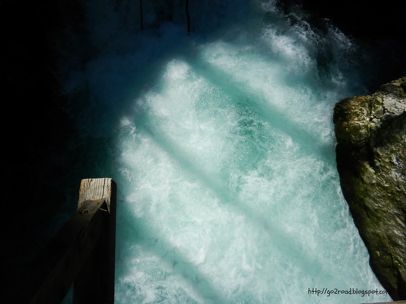 Вода в Радовне бурлит