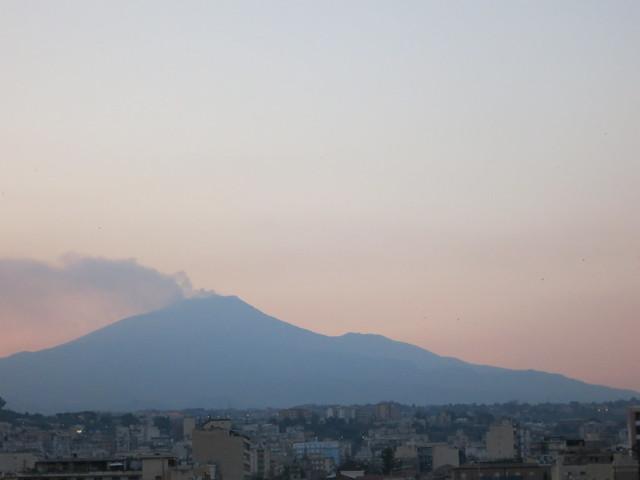 Etna Evening