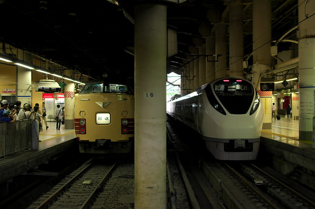 Tokyo Train Story 一村一山 2014年7月12日