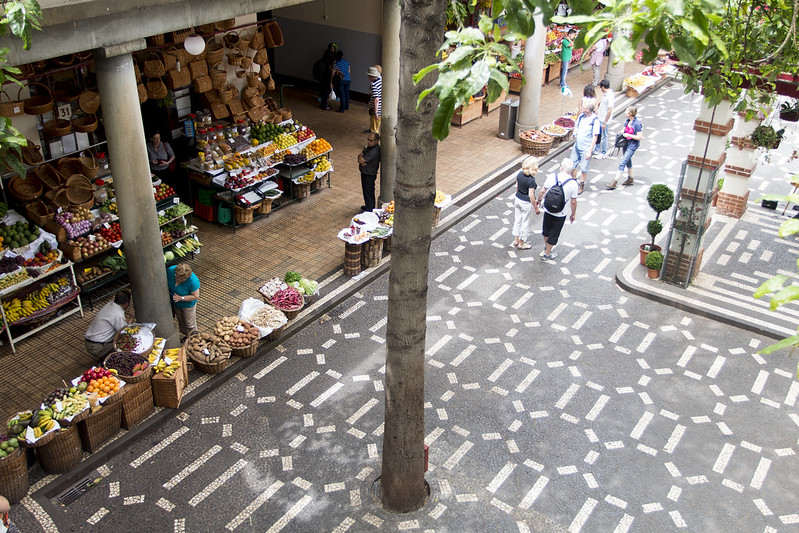 Mercado dos Lavradores - Typical Madeiran Market