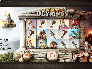 The Legend of Olympus slot game online review