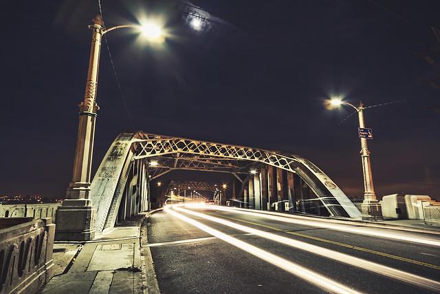 6th St. Light Bridge