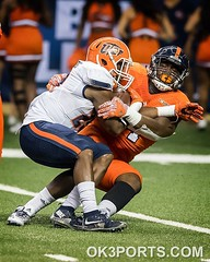 NCAA College football game featuring UTSA Roadrunners vs UTEP Miners on Saturday, October 22, 2016, at the Alamodome in San Antonio, TX. #ok3sports #sportsphotography #nikonphotography #utsafootball #allhandsondeck #birdsup